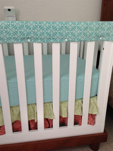 baby crib rail protector best 20 crib teething guard ideas on crib