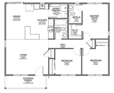 simple 3 bedroom house plans inspiring free 3 bedroom ranch house plans with carport