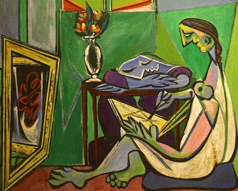 picasso works pablo picasso the muse 1935