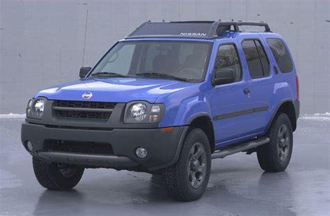 02 Nissan Xterra by Nissan Xterra