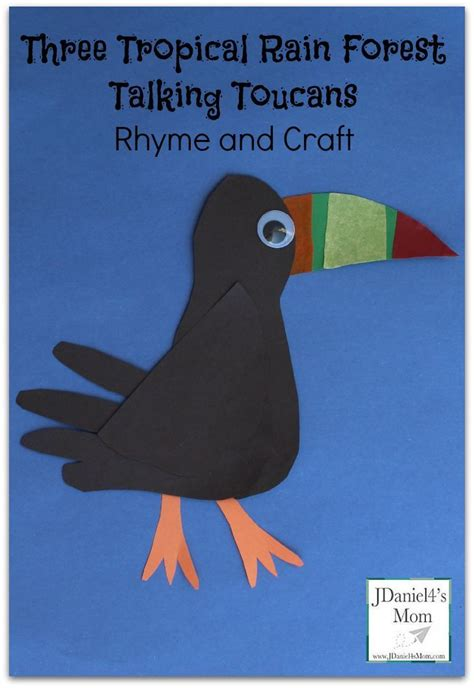 toucan craft for 25 best ideas about toucan craft on parrot