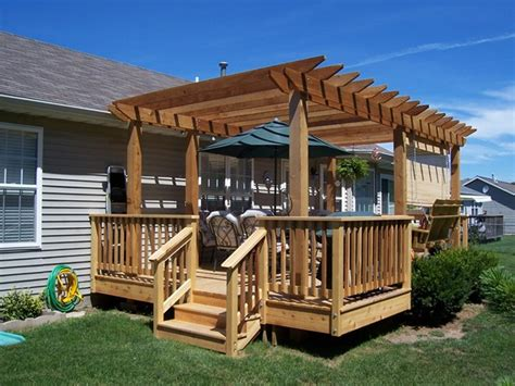 how to build a pergola on an existing deck pergola design ideas pergola designs for decks how to