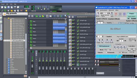 programs like studio lmms 0 4 9 screenshots