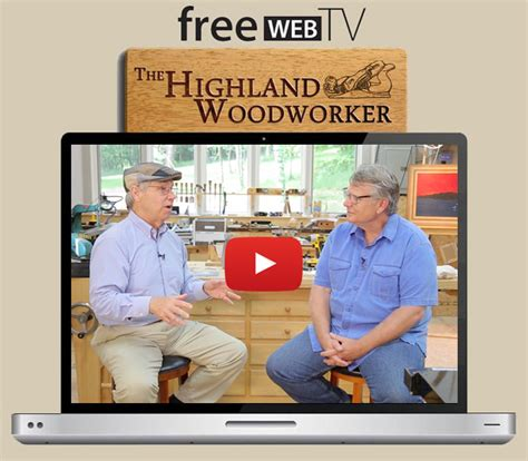 the highland woodworker woodworking magazine wood news no 133