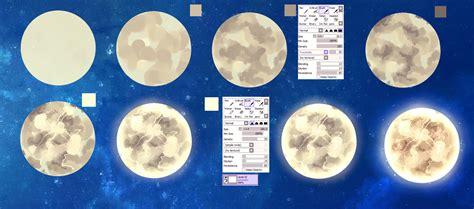 paint tool sai tutorial circle moon easy tutorial by ryky on deviantart