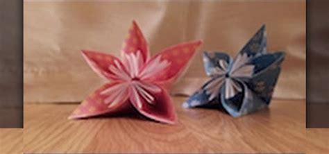 japanese flower origami origami 171 wonderhowto