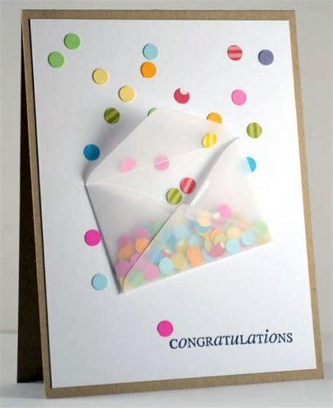 make a congratulations card die besten 17 ideen zu karten auf