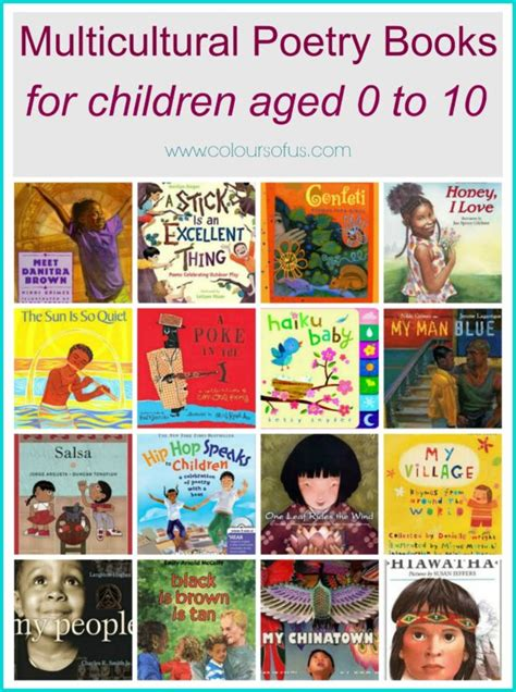 cultural picture books 26 multicultural poetry books for children ages 0 to 10