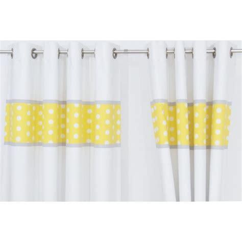 white and grey nursery curtains grey yellow white nursery curtains