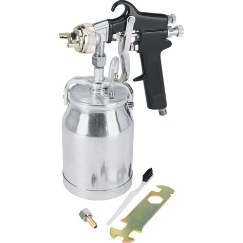 spray painter gun titan siphon feed spray gun model 19418 paint spray