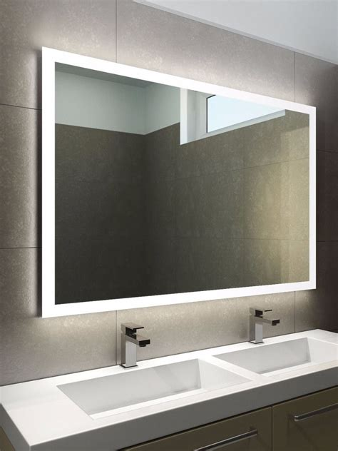 lights bathroom mirror halo wide led light bathroom mirror light mirrors