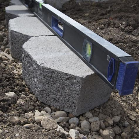 how to build a garden retaining wall how to build a retaining wall