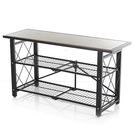 1online Origami Folding Console Table Best Home