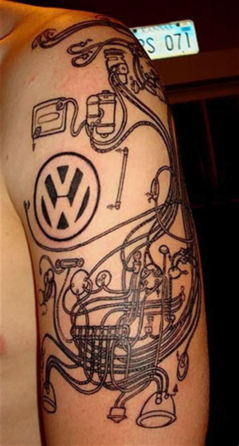 car logo tattoo s