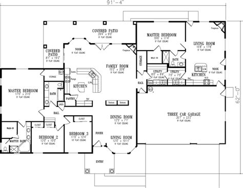 house plans with inlaw quarters ranch home plans with inlaw quarters cottage house plans