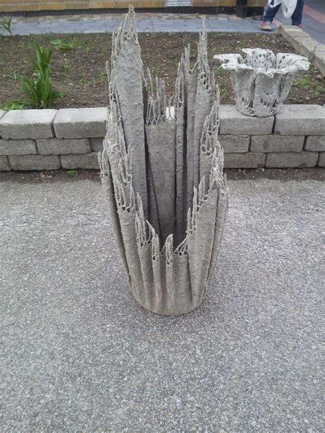 concrete craft projects 25 best ideas about concrete molds on