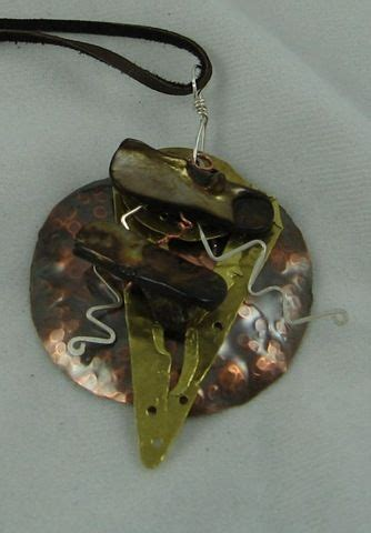 metal work jewelry mixed metal jewelry metal jewelry and mixed metals on