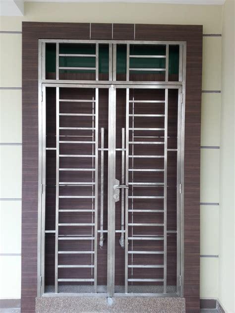 Ceiling Ideas For Bedroom main door grill design sample customize safety door design
