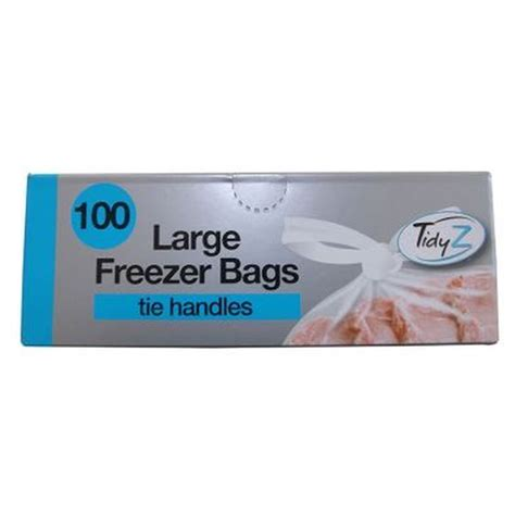 Value Furniture Gallery by 100 Freezer Bag Tie Handles Buy Online At Qd Stores