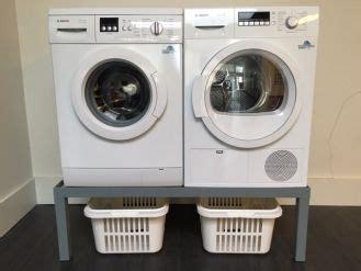 Tafel Wasmachine Ikea by Wasmachine Verhoging Dubbel Wasmachineverhoger In 2018