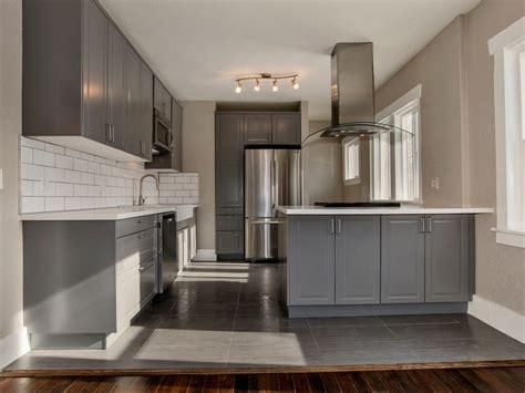 white kitchen cabinets gray granite countertops 29 charming compact kitchen designs designing idea