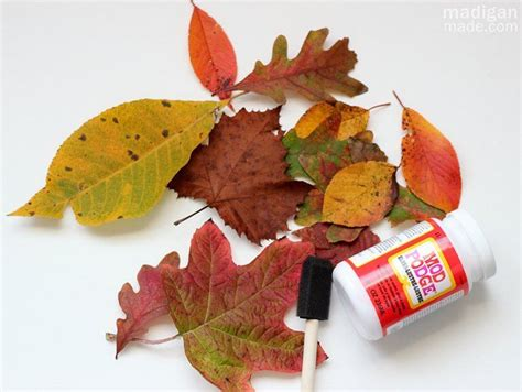 leaf decoupage 318 best images about fall on