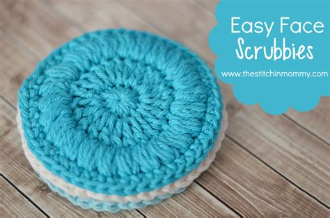 how to knit a scrubby easy scrubbies free pattern the stitchin
