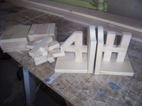 4 h woodworking projects 4 h club woodworking project bookends woodchuckcanuck