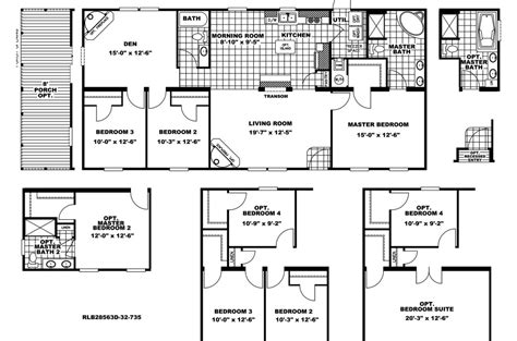 clayton manufactured home floor plans manufactured home floor plan clayton vista liberty
