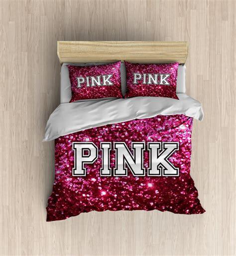 secret pink bedding vs like duvet cover by