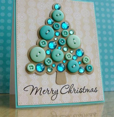 greeting card crafts projects weihnachtskarten selber basteln mit kn 246 pfen 28 tolle ideen