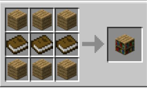 crafting recipe for paper how to make paper books and book shelves in minecraft quora