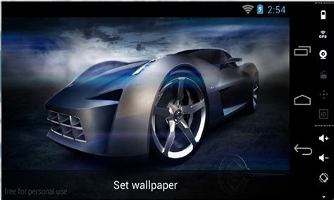 Car Live Wallpaper Apk by Free Awesome Hd Car Live Wallpapers Apk For