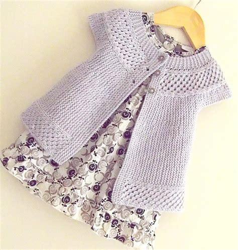 designer knitting patterns baby top