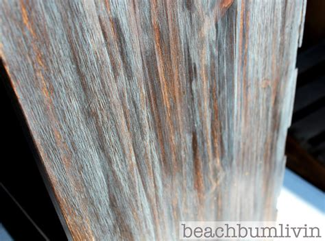 Bleach On Hardwood Floors by How To Layer Stain For A Cool Look Furniture Finishing