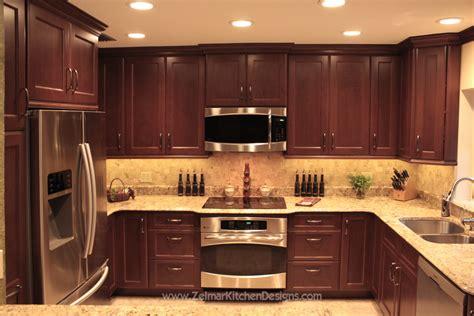 Cherry Cabinets by Cherry Kitchen Cabinetscherry Kitchen Cabinets