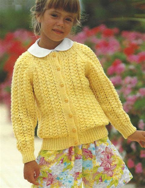 one cardigan knitting pattern cardigan knitting pattern 20 30 quot knitting 415