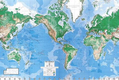 World Wall Map Mural world map wall mural c810 by environmental graphics