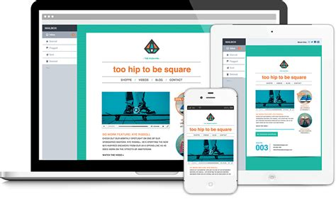 responsive email marketing templates responsive email