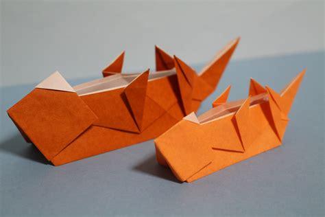 otter origami otter origami 28 images lokhu aquarium origami 23