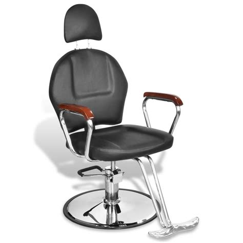 Chair Professional by Professional Barber Chair With Headrest Artificial Leather