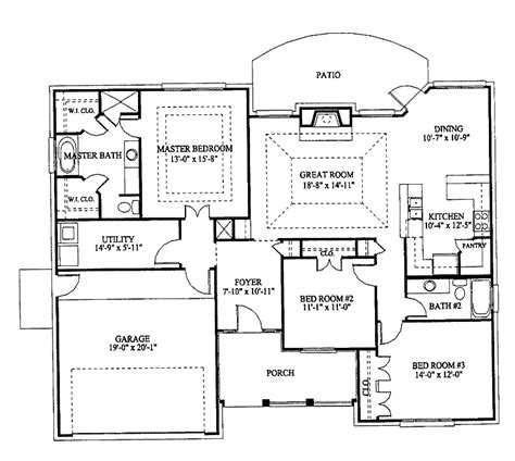 3 bedroom bungalow design 301 moved permanently