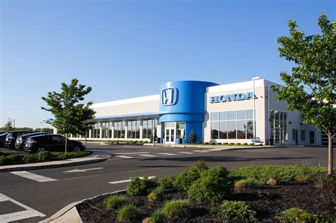 Honda Dealer Nj by New Jersey Business View Honda Auto Dealership