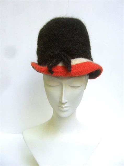 knit hats for sale yves laurent stylish wool knit hat c 1970 for sale