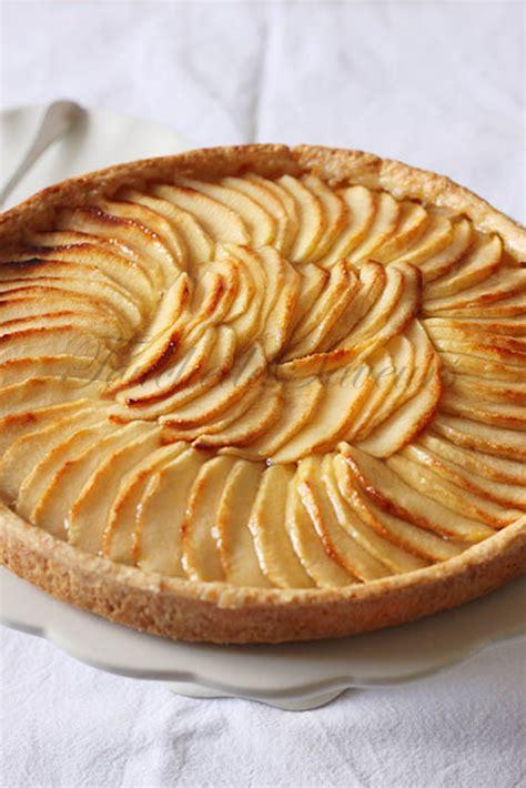 tarte aux pommes cap p 226 tisserie