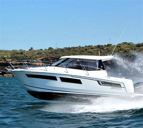 merry reviews jeanneau merry fisher 855 review boatadvice