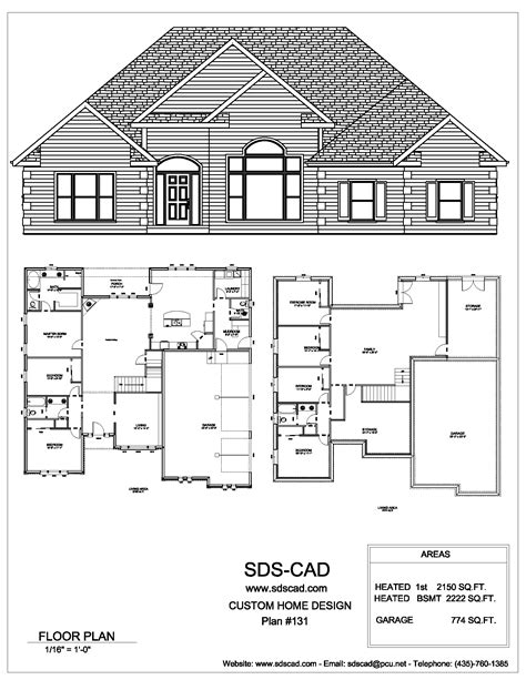 blueprints houses sdscad house plans 18 sds plans