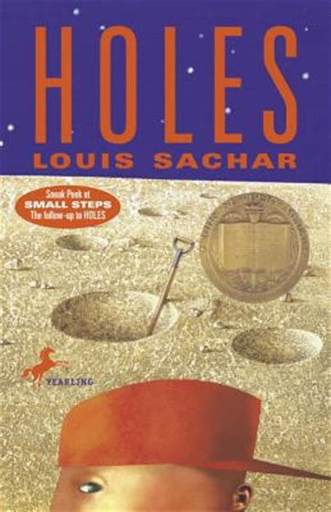 pictures of holes the book holes by louis sachar library binding booksamillion