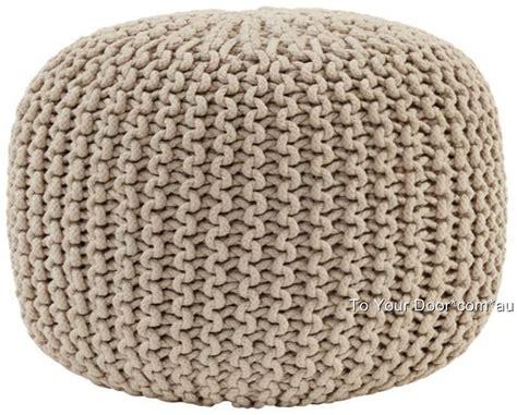 knitted poufs uk knitted gumball ottoman pouffe foot stool pouf footstool