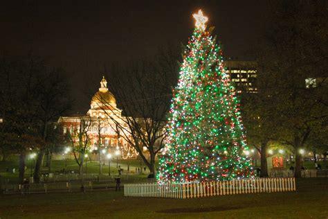 28 best boston tree lighting events
